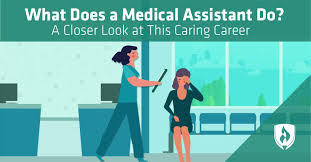 What Does A Medical Assistant Do A Closer Look At This Caring