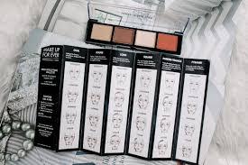 makeup forever contour collection pro sculpting palette