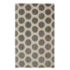 mystic dots bay blue 8 ft x 10 ft indoor area rug