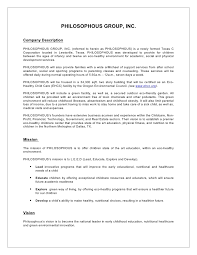 Commercial Proposal Format Enchanting Sample Business Plan Synopsis
