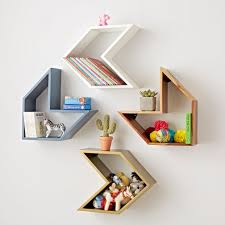 Chic Design Kids Wall Shelves Interesting Ideas Kids Shelves Amp Wall  Cubbies