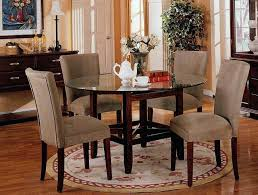 round glass dining room sets round glass dining room tables for decoration the sets of round