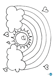 Flowers Colouring Pages Spring Coloring For Preschoolers Preschool