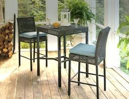 wood patio bar set. Patio Bar Set. Set Furniture Outdoor The Home Depot In Wood G
