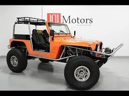 Jeep Rock Crawler Used 1964 Jeep Cj Rock Crawler For Sale In Tempe Az 101motors