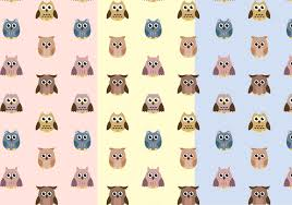 Owl Pattern Best Free Owl Pattern Vector Download Free Vector Art Stock Graphics