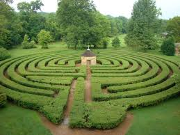 Small Picture Ideas for Garden Mazes HGTV