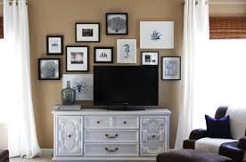 Tv Living Room Decorating Living Room Around Flat Screen Tv House Decor
