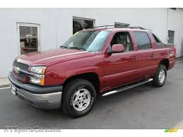 2005 Chevrolet Avalanche LT 4x4 in Sport Red Metallic - 159476 ...