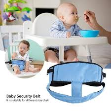 portable adjustable baby chair security safety belt strap walking belt safety portable chair seat belt for toddler