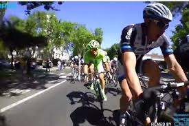 Must-watch action camera film of Tour of California sprint – video -  BikeRadar