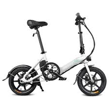 <b>Fiido D3S Folding Electric</b> Moped <b>Bike</b> 16 Inch Wheel 6 Speeds ...