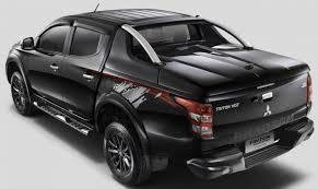 Mitsubishi Launches Triton Phantom Edition in Malaysia - The News Wheel