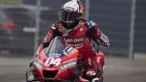 MotoGP, Andrea Dovizioso vicino al ruolo di collaudatore in Yamaha nel 2021  - Eurosport
