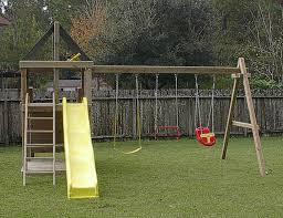 simple wooden swing set unconvincing 25 unique plans ideas on playset diy decorating 30
