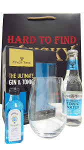 gin ay sapphire fever tree tonic gift set hard to find whisky edition 50ml whiskey