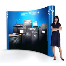 Display Stands For Exhibitions Gorgeous Portable Modular Stands Discount Displays