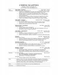 cv video template impressive video resume template free resume