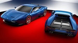 Ares Design Huracan And De Tomaso Pantera Morph Into Ares Design Supercar