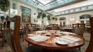 enchanted garden restaurant