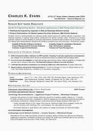 Sample Resume Software Developer Software Engineer Resume Sample