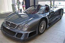 Show cars in my city. Mercedes Benz Clk Gtr Wikipedia