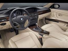 BMW 3 Series 2007 bmw 335i interior : 2007 BMW 335i Coupe Cockpit 1280x960 Wallpaper