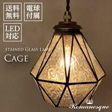 pendant light glass led for antique glass retro glass stained glass stained glass 10p09jan16