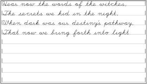 How To Free Printable Cursive Worksheets Kindergarten Handwriting
