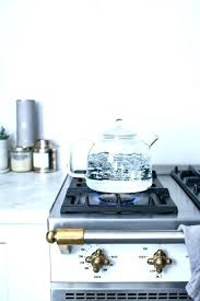 glass stovetop tea kettle best tea kettle dreamy clear glass kettle stove top water coffee and tea aesthetic best tea kettle stovetop safe glass tea kettle