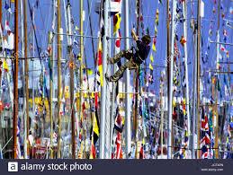 bosun chair navy. a boy sailor in bosun\u0027s chair climbs mast at the festival of sea when 1000 sailing ships gathered portsmouth naval dockyard. bosun navy