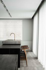 your daily dose of inspiration - Clean minimalist interior.