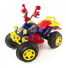 Детский <b>электромобиль TCV</b> 636 <b>Tornado II</b> - купить в Москве