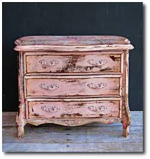 pink shabby chic furniture. amy howard painted furniture hand jewelry box french provincial pink shabby chic etsy i