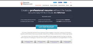 Create Resume Website Resume Template