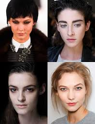 best make up autumn winter 2017 new york fashion week middot personal makeup cles
