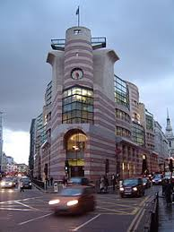 postmodern architecture. No 1 Poultry, An Office Building And Shops In London, By James Stirling (completed 1997) Postmodern Architecture I
