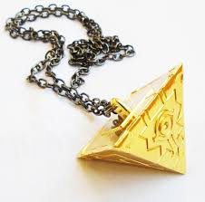 details about cosplay anime artifact millennium puzzle pendant necklace