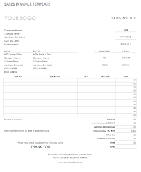 Invoice Template For Work Done 55 Free Invoice Templates Smartsheet