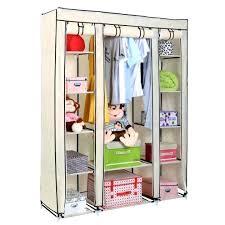 bed bath and beyond closet organization portable closet organizer portable closet storage organizer wardrobe clothes rack