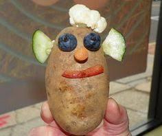 real mr potato head. Contemporary Potato REAL Mr Potato Head  This Weeku0027s Farmers Market Kids Club  Macaroni Kid On Real Mr