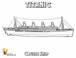 Small Picture New Titanic Coloring Pages 65 On Coloring Print with Titanic