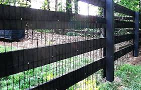black welded wire fence. Fine Welded Black Welded Wire Fence Mesh Pet Cage Fencing Barrier To Enclose An Area  Vinyl Coated   In Black Welded Wire Fence