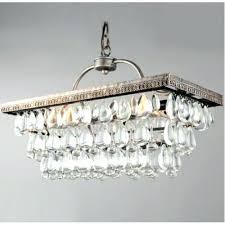clarissa chandelier rectangular