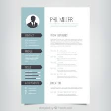 Free Template Resume Download Download Free Creative Resume Templates Resume Template Free Free 4