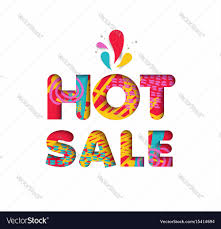 Sale Quote Hot Sale Color Quote Sign For Big Special Discount