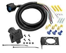 7 way trailer wiring in rv trailer camper parts tow ready 20223 7 way trailer wiring harness connector