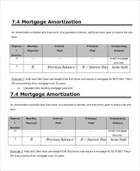 Lease Payment Calculator Mesmerizing Amortization Schedule Template 48 Free Word Excel Documents