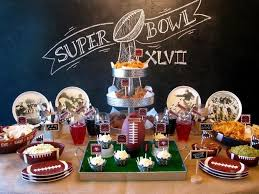 Super Bowl Party Decorating Ideas 60 Amazing Super Bowl Party Decorating Ideas For 2060 Bowl 9