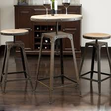 tall pub table sosfund within high top bar and chairs prepare best with regard to remodel 10